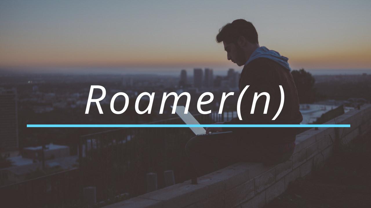 Roamers Guide