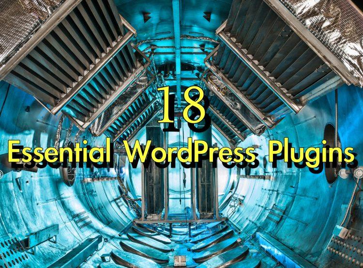 【最低限】WordPress導入後に本当に必要なおすすめプラグイン18選!