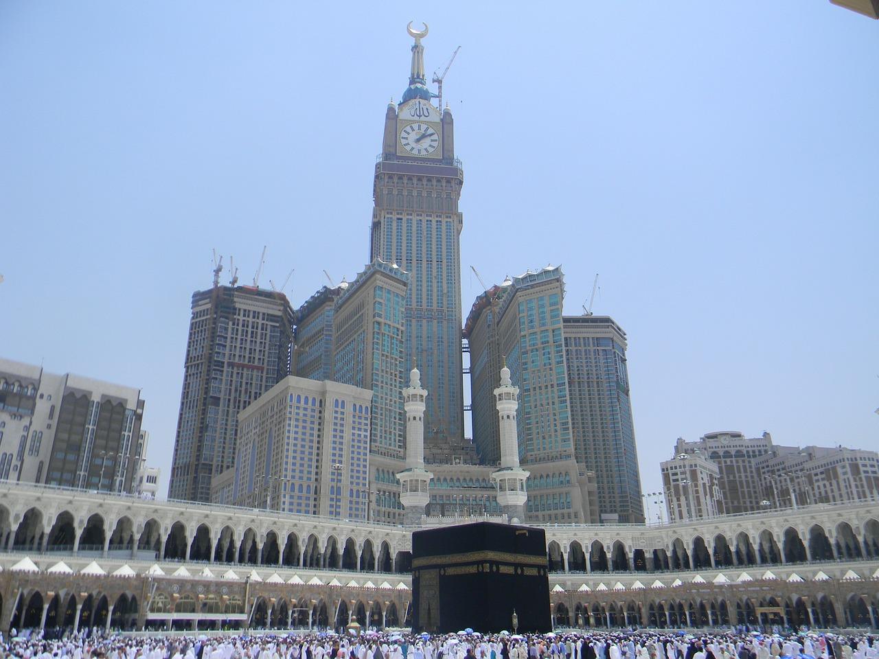 イスラム教の聖地メッカってどんな場所?サウジアラビアから写真をシェア!