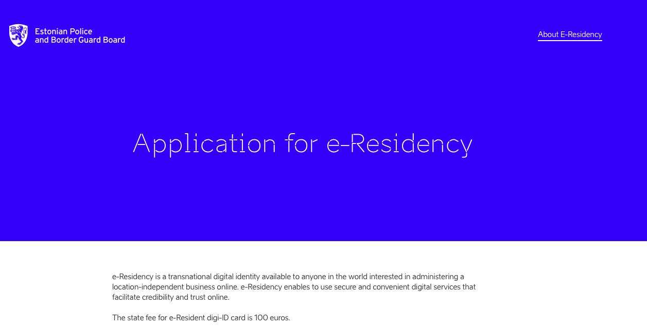 【2018年12月】エストニアのe-Residencyの申請から受け取りの流れを徹底解説!