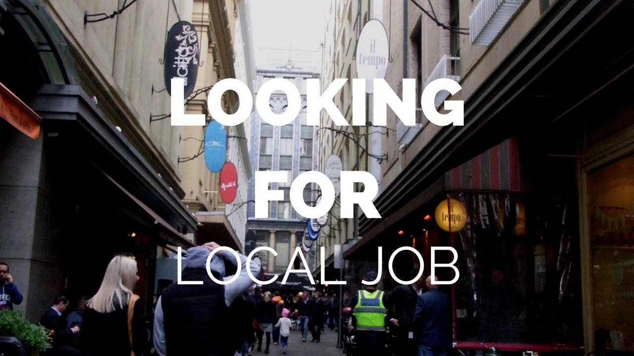 【経験談】オーストラリアで仕事探し!ワーホリでローカルジョブを手にする秘訣