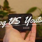 【VLOGとは?】Youtubeとの違いを具体的に説明してみた